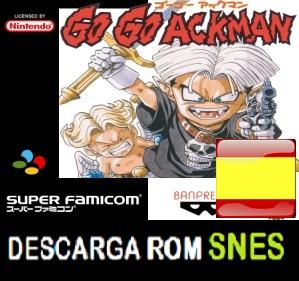 Go Go Ackman 1 (Español)  en ESPAÑOL descarga directa