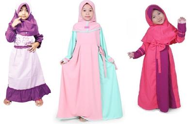 Model Baju Anak Perempuan Kekinian 2018