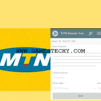 MTN 0.0k Cheat with KPN Tunnel Rev VPN 2018
