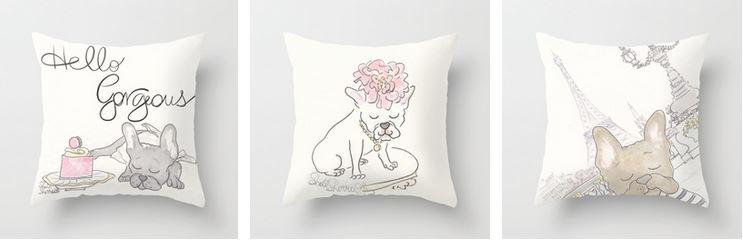 pet pillows by shell sherree