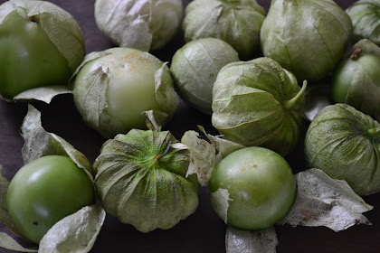 Pazole Verde and Embracing the Tomatillo