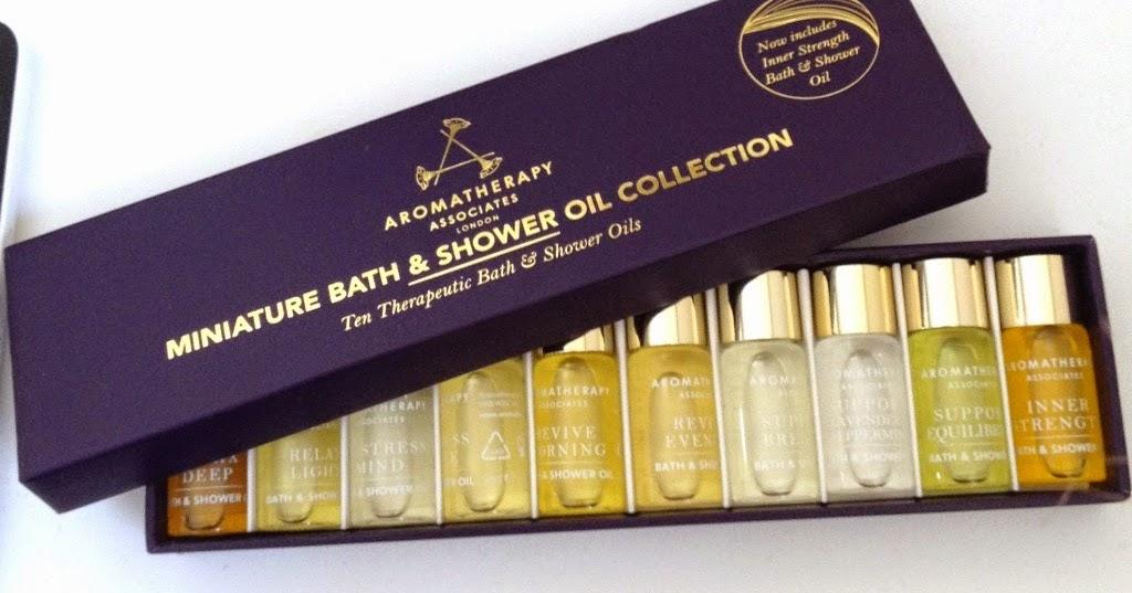 Beautyswot Aromatherapy Associates Miniature Bath