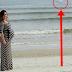 Wanita Hamil Ini Ingin Mengambil Foto di Pantai Sang Suami Kaget Saat Lihat Sosok Ini pada Hasil Fotonya..