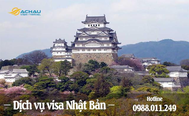 Dịch vụ visa Nhật Bản giá rẻ ở Đắk Lắk