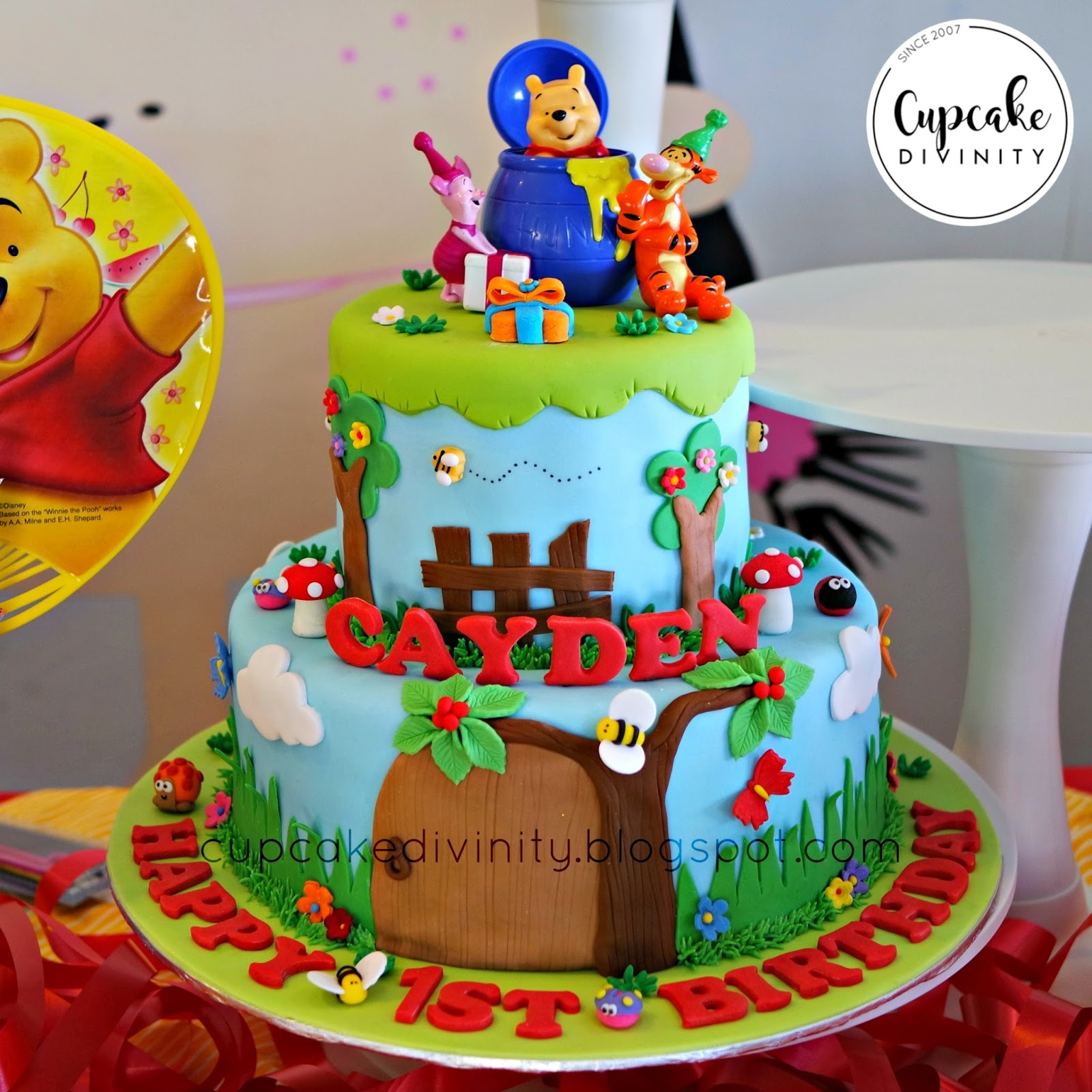 pooh cake Winnie the pooh at dairy queen #17745 16 cakes offered at this location disney baby baby pooh 1st birthday photocake® frame cake disney baby baby pooh 1st birthday photocake® image strips cake disney baby baby pooh baby shower photocake® image strips cake disney baby winnie the pooh 1st.