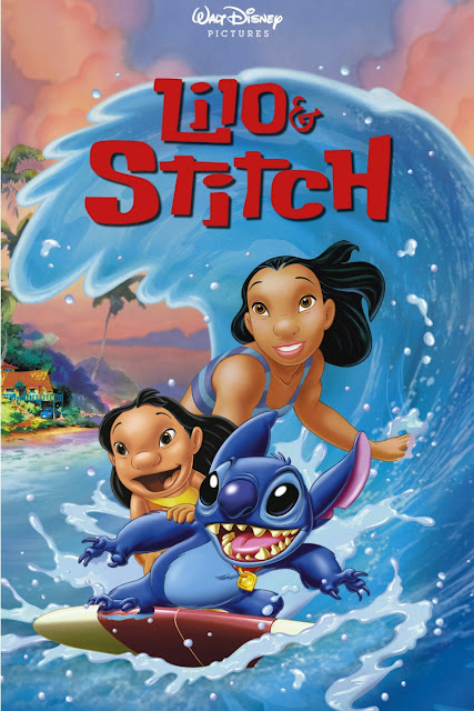 Disney Lilo & Stitch movie poster