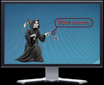 Encontrar y corregir pixeles muertos en nuestra pantalla