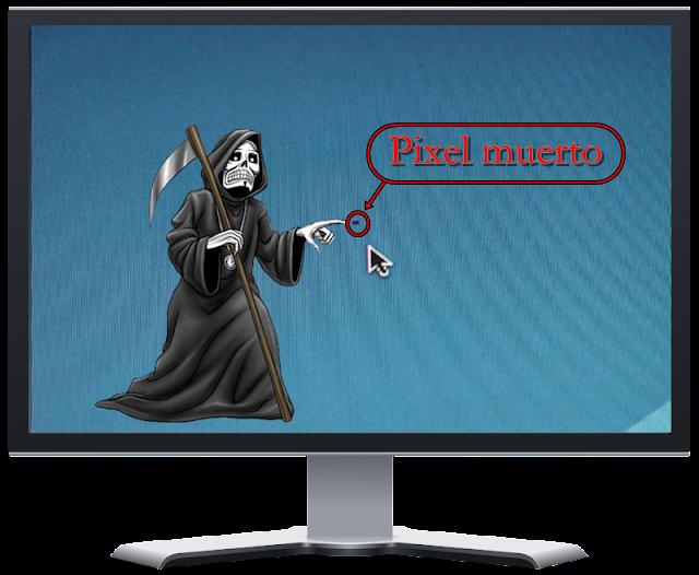 DeadPix 1.1 + Portable | Encontrar y corregir píxeles muertos en nuestra pantalla