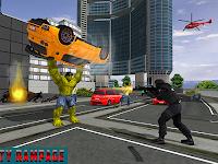 Monster Hero City Battle Cheats Full Hack MOD APK v1.3 Terbaru for Android