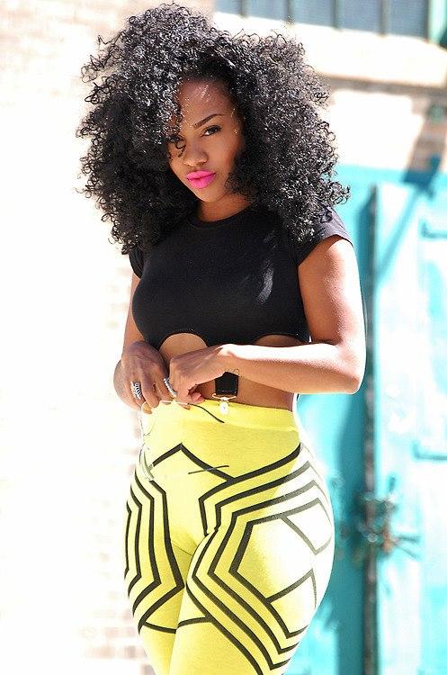 Bela mulher Negra
