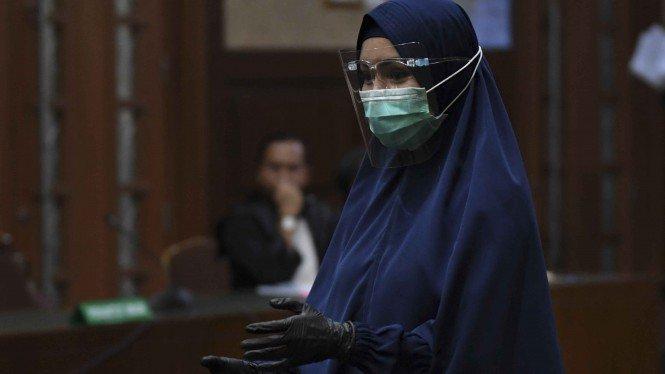 Kabar Terbaru, ICW: Hukuman Jaksa Pinangki Dipotong 6 Tahun Penjara Merusak Akal Sehat, Benar-Benar Keterlaluan