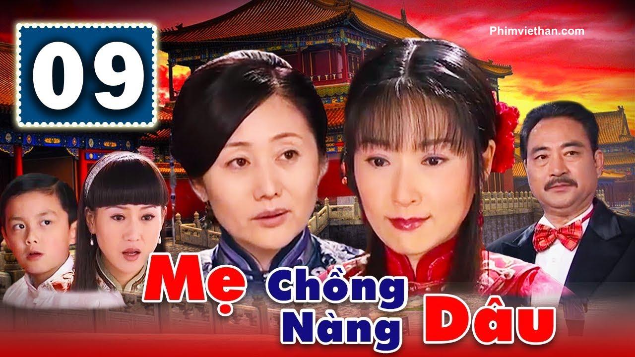 Phim mẹ chồng nàng dâu Trung Quốc