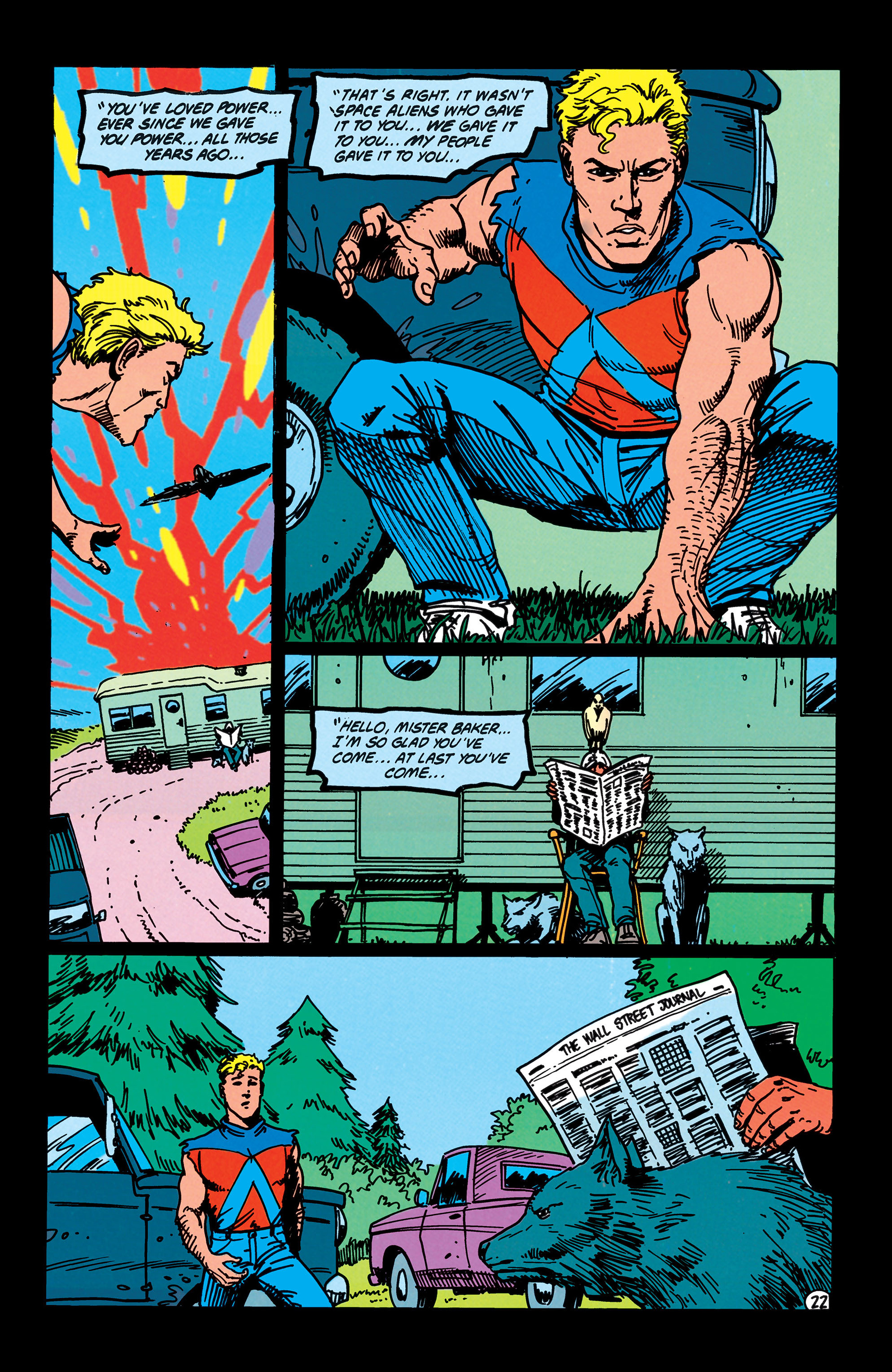 Read online Animal Man (1988) comic -  Issue #41 - 23