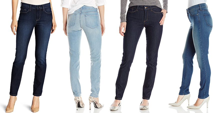 NYDJ Alina Stretch Skinny Jeans for only $43 (reg $134) + free shipping