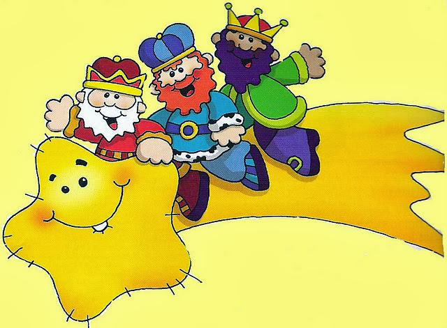 Dibujos De Reyes Magos Coloreados: Maestra De Primaria: Dibujos De Los Reyes Magos Para