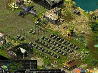 لعبة Sudden Strike 2 الرائعة