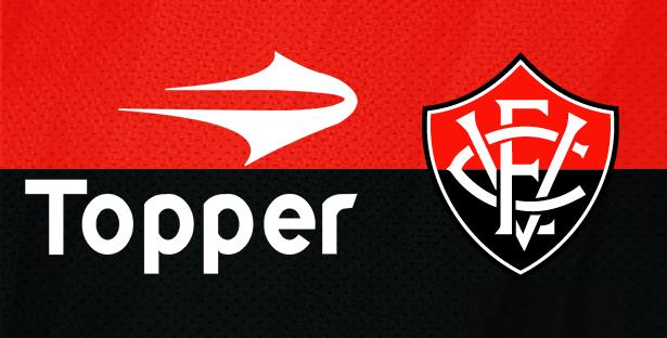 Vitória anuncia a Topper como nova fornecedora de material esportivo ... e102a14e15197