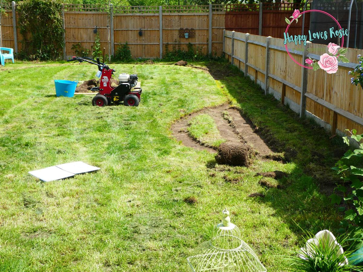 hiring a lawn cutter is not back breaking