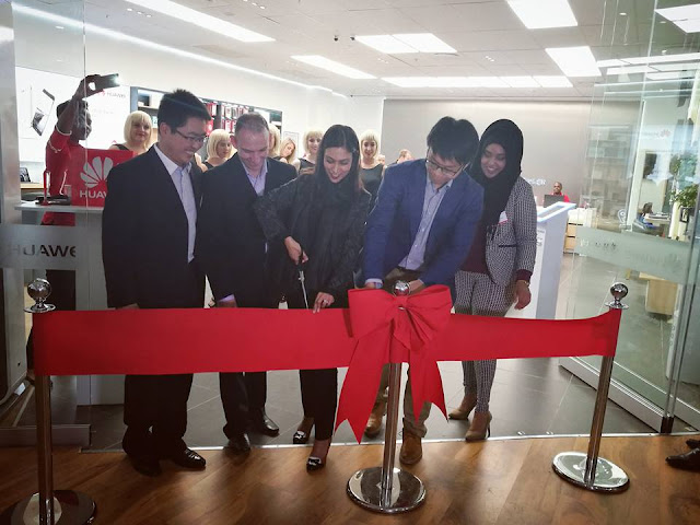 Charlene Munilall New Service Stores in #Johannesburg and #CapeTown for @HuaweiZA Customers