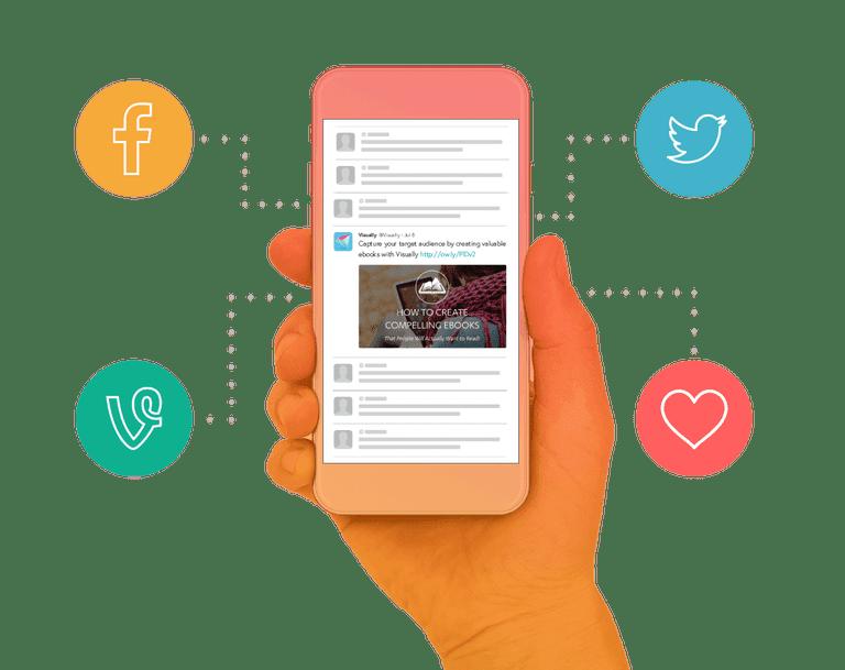 peran manfaat fungsi media sosial medsos membangun memasarkan brand merek perusahaan branding digital website situs content marketing pemasaran sales penjualan