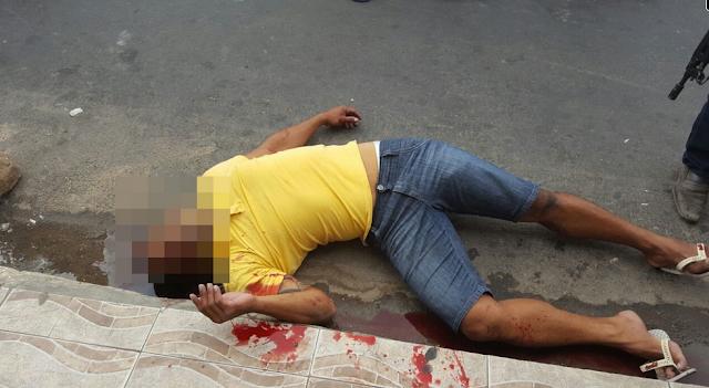 Em Canindé de São Francisco/SE, homem atira em ex-companheira e comete suicídio
