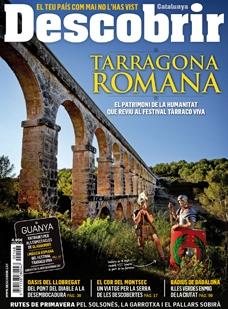 La Tarraco romana en el número de este mes de la revista Descobrir