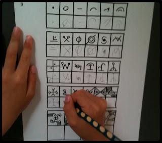 Hvordan lærer man at tegne? (Del 2) Abstrakt tegneleg