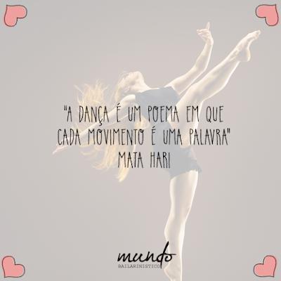 Imagens De Dança Com Frases Frases E Mensagens Em Imagens