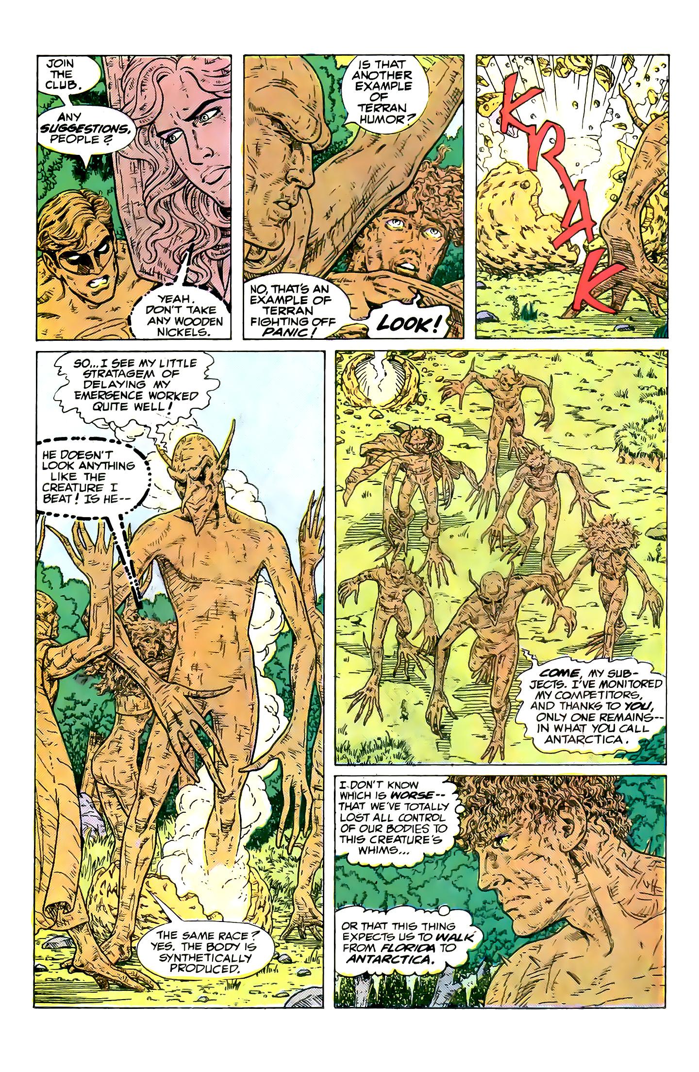 Read online Secret Origins (1986) comic -  Issue #32 - 31
