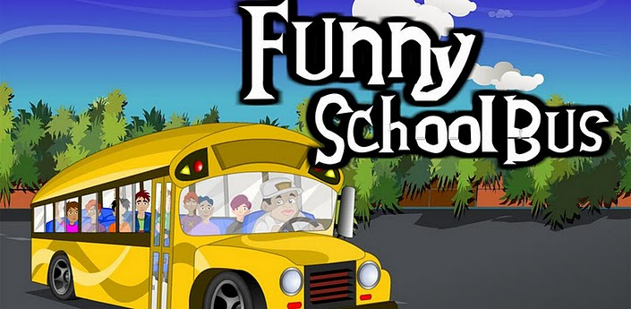 Funny School Bus Game