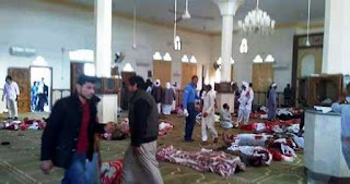 Egypt: Report on the attack on the Sinai mosque: 305 dead including 27 children