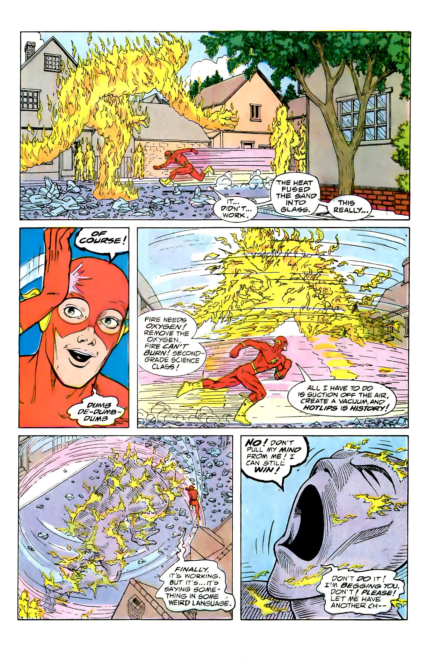 Read online Secret Origins (1986) comic -  Issue #32 - 28