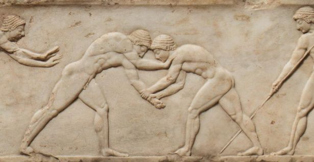 "Exhibition in Berlin entitled ""Olympia: Mythos, Culture and Games"""