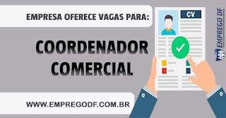 Coordenador Comercial