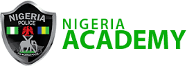 Nigeria Police Academy 6th Regular Course Admission Form Out