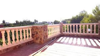 chalet en venta camino de la borrasa grao castellon terraza