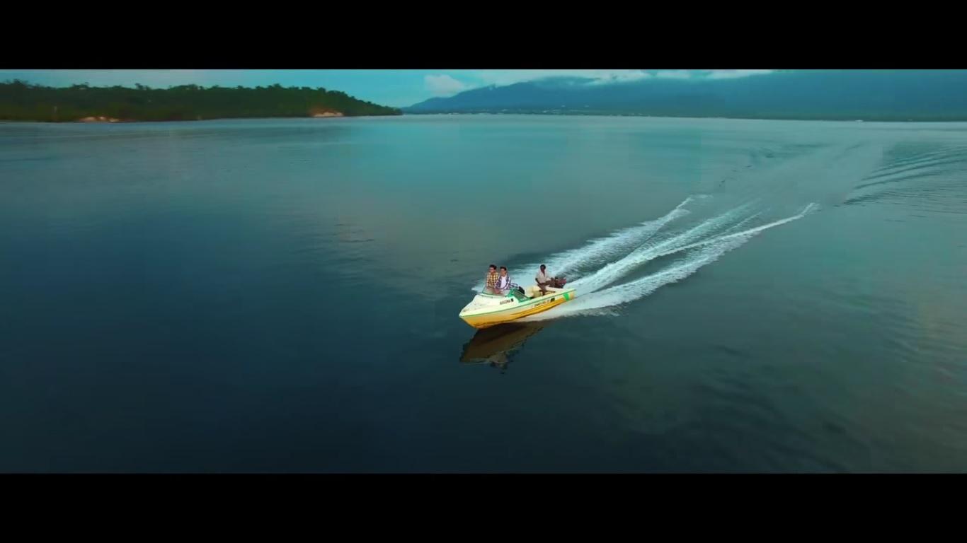 Film Duka Sedalam Cinta - pemandangan eksotik