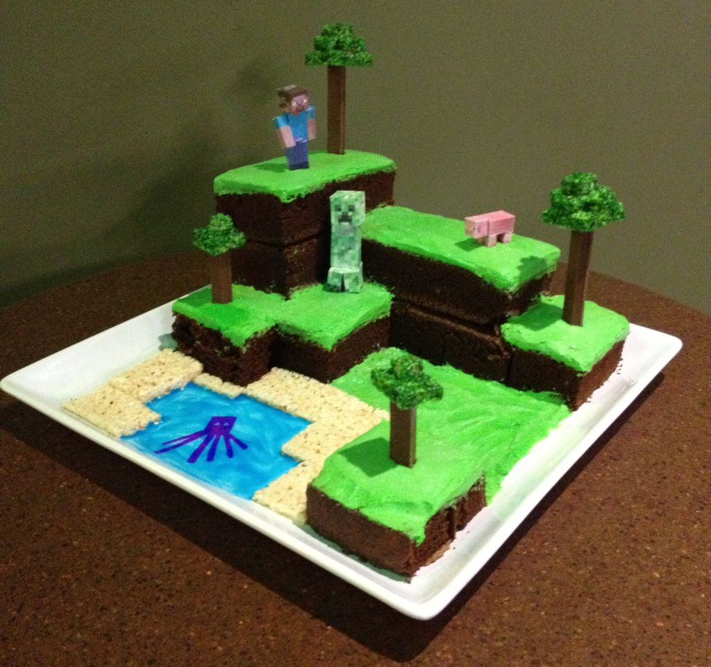 How To Make Cake In Minecrap