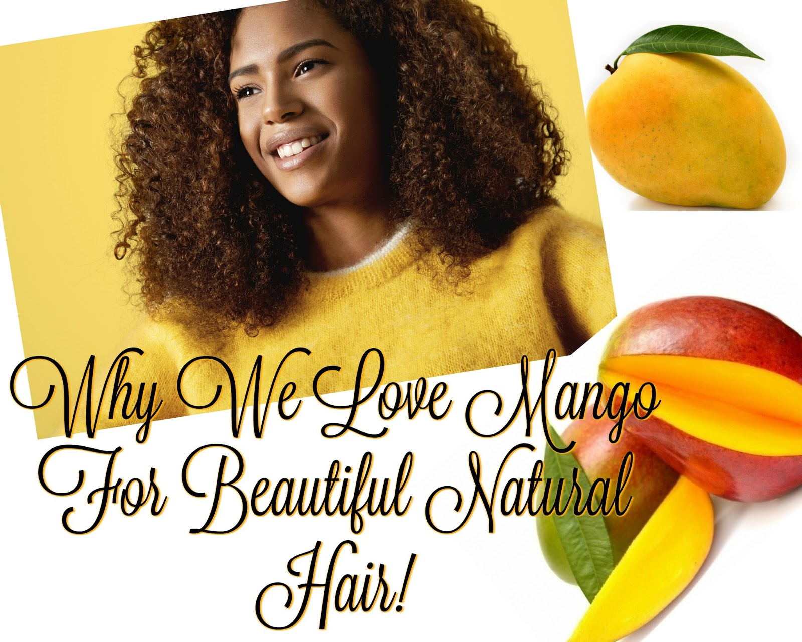 Click here to buy Klorane Nourishing Conditioner with Mango Butter to moisturize your natural hair.