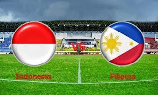 Jadwal Timnas Indonesia vs Filipina - Piala AFF 2018