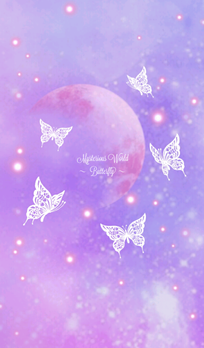 Mysterious Night~butterfly~