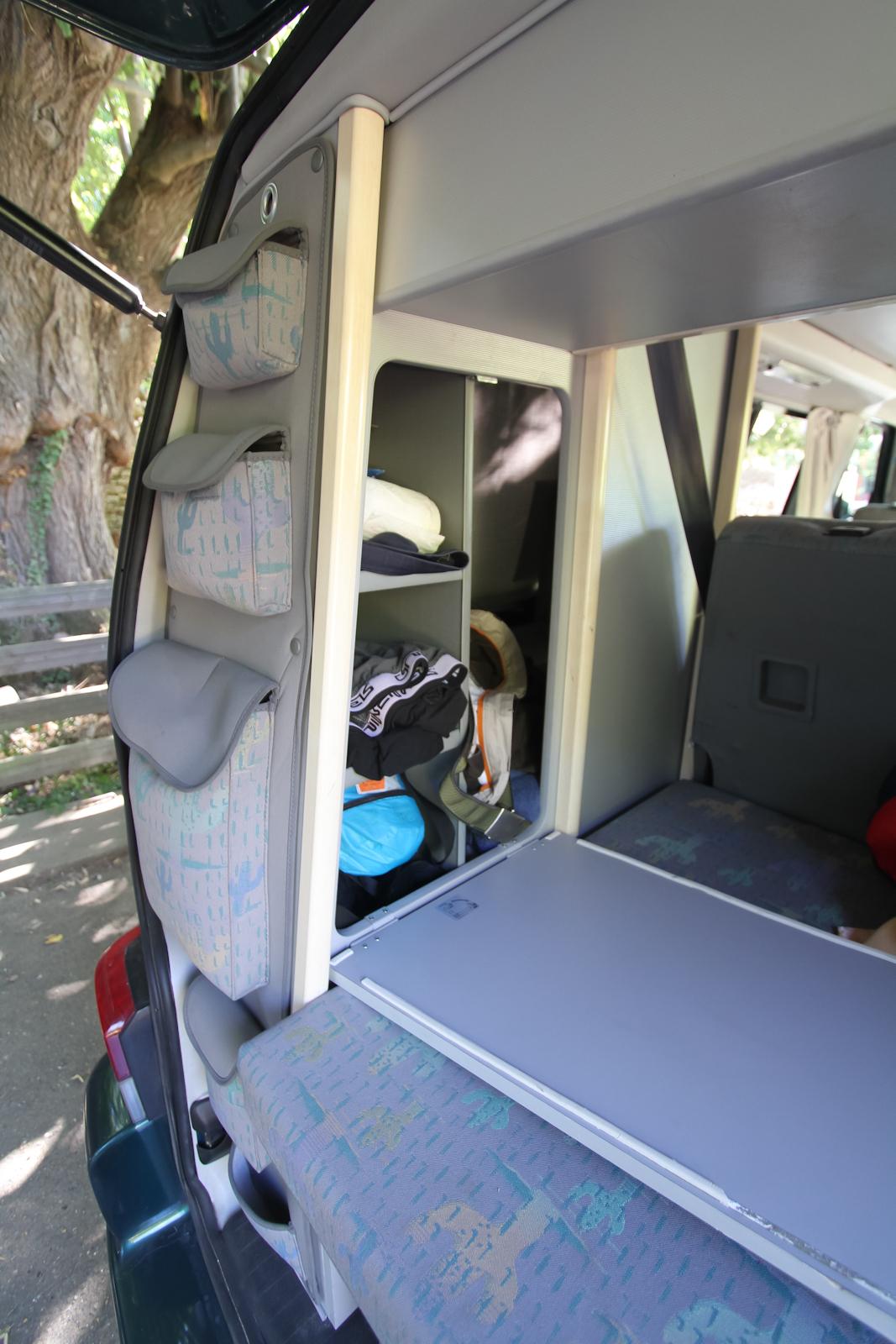 mon kombi vw california syncro 4x4 l 39 int rieur. Black Bedroom Furniture Sets. Home Design Ideas