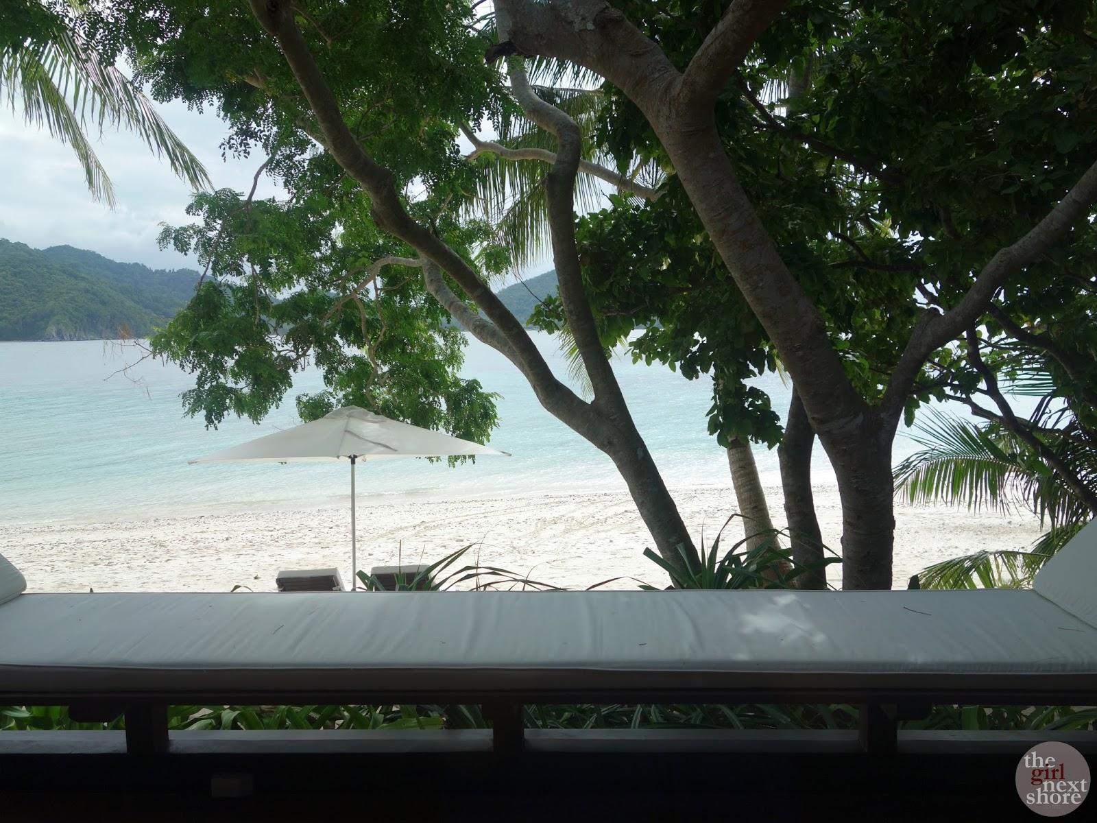 Pangulasian Island Resort, El Nido Palawan