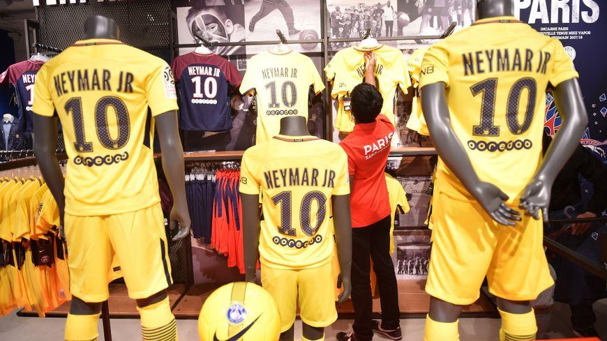 Neymar 10 PSG