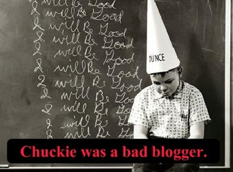 Kebiasan buruk blogger