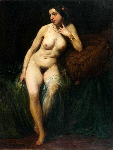 Édouard Alexandre Sain - После купания