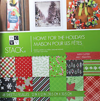 Image result for DCWV 'Home for the Holidays' stack