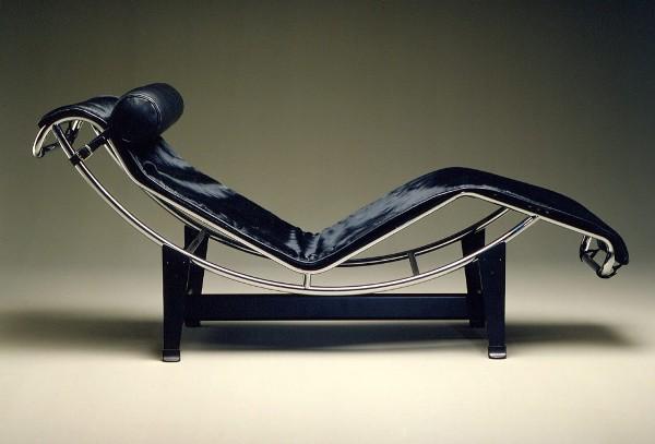 Chaise Longue LC 4 - Le Corbusier