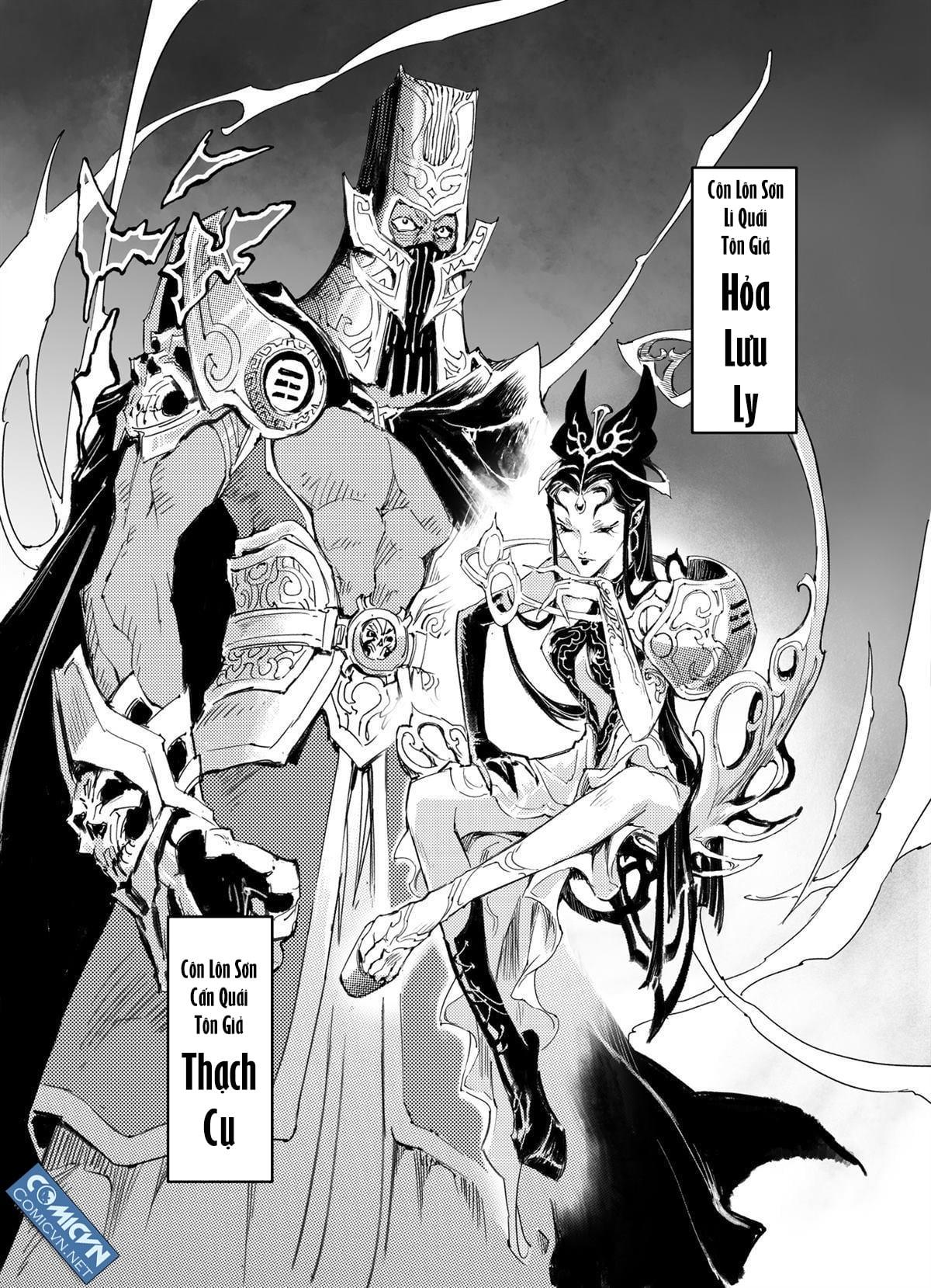 Huyền Hạo Chiến Kí - Chap 160