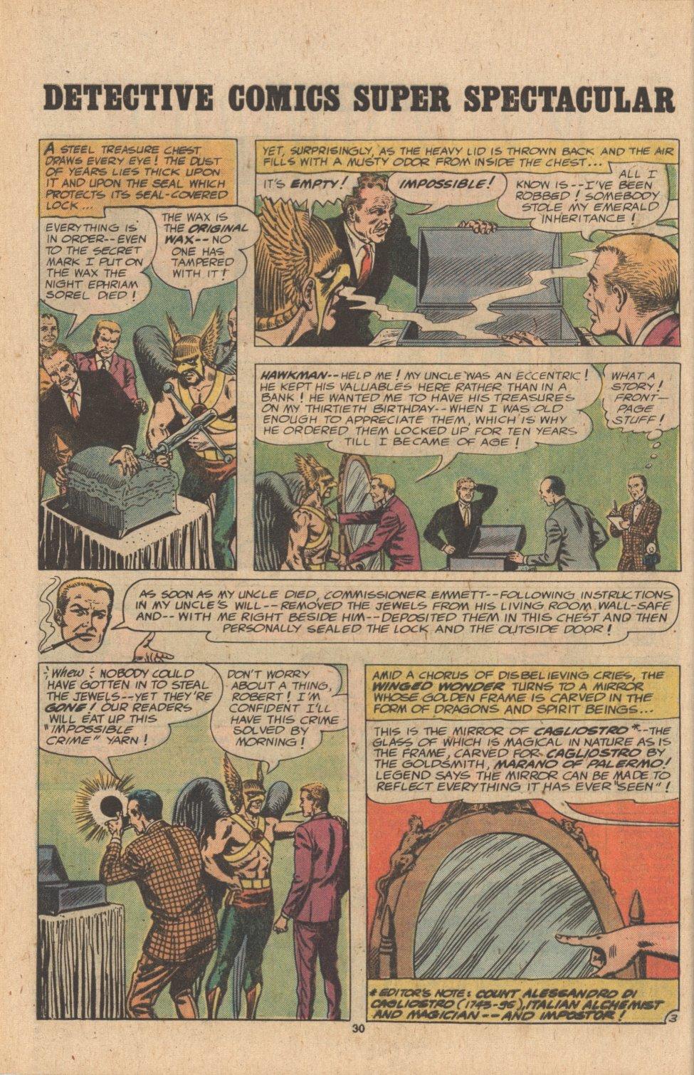 Detective Comics (1937) 442 Page 29